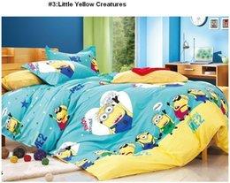 Children Cartoon Bedding Sets Canada - NEW kids bedding set with all colors ,child bed set with 4pcs in stock for sale