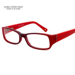 Chinese  Free Shipping Women's Lady's Fashion Elegant Design Eyewear Glasses Prescription Eyeglasses Leopard Red Green Purple X1148 manufacturers