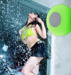 $enCountryForm.capitalKeyWord Canada - New Portable Waterproof Wireless Bluetooth Speaker Shower Car Handsfree Receive Call & Music Suction Phone Mic Promotion 2015 Great Sale