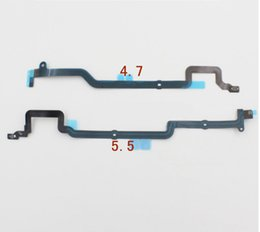 Chinese  For iPhone 6 Plus Home Menu Button Flex Cable Ribbon Replacement Part Mainboard Motherboard Extended Connector For iPhone6 4.7 5.5 inch manufacturers