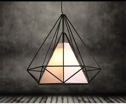 $enCountryForm.capitalKeyWord Canada - industrial lighting 110V 220V LED Pendant Lamps Modern Iron chandelier lights LED Incandescent Pendant Lamps Fit for Living Room E27 ty-011