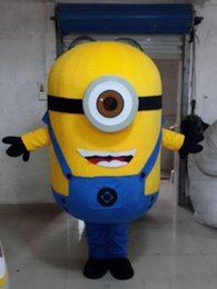 Minions Costume Adultes À Vendre Pas Cher-vente New Hot Hot vente! Minions Despicable Me Costume Mascot EPE Fancy Dress Outfit adulte