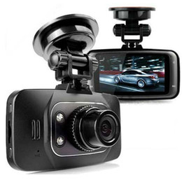Gps Hd Canada - Full HD 1080p Car DVR GS8000L Camera Video Recorder + G-sensor + Motion Detection + Night Vision +Digital Zoom + Cycle Recording
