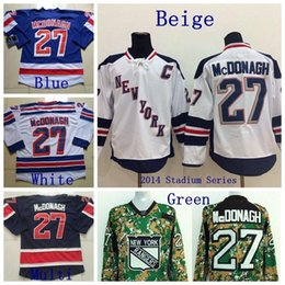 new york rangers stadium series jersey 2018 cheap mens ny 27 ryan mcdonagh jersey