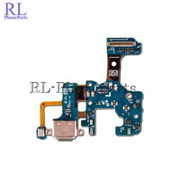 Discount charger dock for note - 10Pcs lot OEM Charger Charging Dock Port For Samsung Galaxy Note 8 N950U N950F Sensor Keypad Home Audio Jack Flex Cable