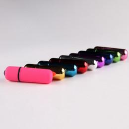$enCountryForm.capitalKeyWord NZ - 20pcs lot Adult Sex Products Mini Vibrator Vibrating Bullet Sex Toys For Women Vibration Bullet