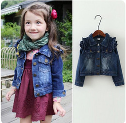 Discount Denim Toddler Girls Jacket | 2017 Denim Toddler Girls ...