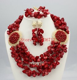 Indian Coral Beads Australia - 2016 New Amazing Yellow African Coral Beads Jewelry Set Nigerian Wedding Beads Necklace Bridal Jewelry Sets Free Shipping HD305-2