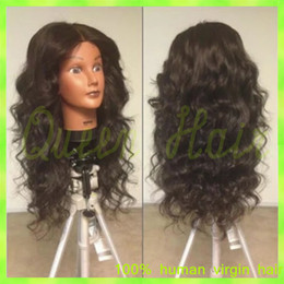 $enCountryForm.capitalKeyWord Canada - Full lace human hair wigs Brazilian virgin hair body wave lace front wig glueless full lace hair wigs for black women baby hair