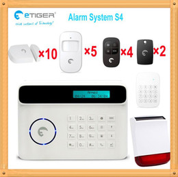 $enCountryForm.capitalKeyWord Canada - Free Shipping DHL, 850 900 1800 1900mhz okay all over the world gsm home alarm system android etiger S4 security set