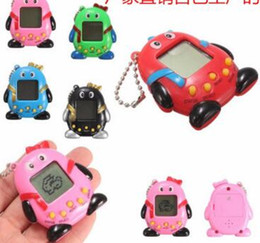 Chinese  Funny Vintage Virtual Pet Cyber Toy Pets In One Toys Tamagochi Penguins Toy Gift New Retro Game Toys Tamagotchi Digital Pet Game manufacturers