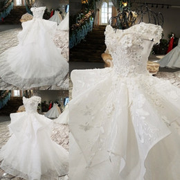 LS6510 luxury wedding dresses sweetheart off the shoulder appliques ball  gown beading wedding dresses from china real photos 212e57bbc86c