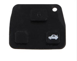 $enCountryForm.capitalKeyWord NZ - KLT Replacement 2 Buttons   3 Buttons Car Remote Key Black Rubber Pad For TOYOTA Avensis Corolla Lexus Rav4 2 3 RUBBER Free shipping