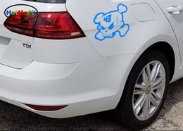 $enCountryForm.capitalKeyWord NZ - Wholesale Vinyl Decals Car Stickers Glass Stickers Scratches Stickers Wall Die Cut Bumper Accessories Jdm Ken Block Skull