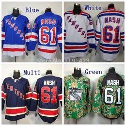 $enCountryForm.capitalKeyWord NZ - CheapMen's New York Rangers Hockey Jerseys #61 Rick Nash Jersey Home Blue Road White Alternate Navy Blue 85th Stitched Jerseys