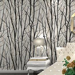 Tree Wall Murals discount birch tree wall mural | 2017 birch tree wall mural on