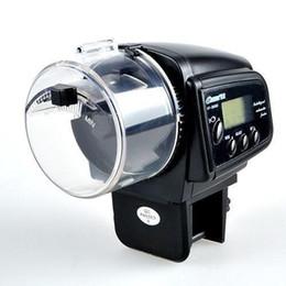 venda por atacado Nova Digital LCD Automático Tanque de Aquário Tanque Pond Auto Alimentador De Alimentos De Peixe De Alimentação