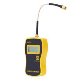 Freeshipping Профессиональный 1MHz-2400MHz Мини Ручной Измеритель Частоты Измеритель Мощности Инструмент для двухсторонних Радиометров на Распродаже