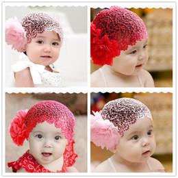 Lovely Newborn Headband Fashion lace cute baby Girl butterfly tie Elastic  Knot Headbands DIY Bowknot Headwear party favors Hair Accessories 2f301fb2225f