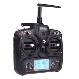 Devo rc transmitters online shopping - Walkera V450D03 CH Flybarless Axis Control System RC FBL Helicopter w with DEVO Transmitter