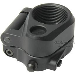 Pistolet Adaptateurs AR Pliant Stock Adaptateur Pour M16 / M4 SR25 Série Professionnel Durable Adaptateur En Gros-1 PCS Meilleure Qualité
