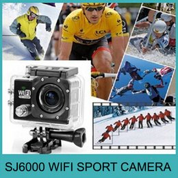$enCountryForm.capitalKeyWord Canada - SJ6000 WIFI Sport Action Video Camera FHD 1080P 12MP 2inch Mini Camcorder Car Recorder 30M Waterproof Hot Sell DHL EMS Free Shipping