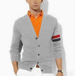Mens V Neck Button Cardigan Sweater Suppliers | Best Mens V Neck ...