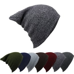 $enCountryForm.capitalKeyWord Canada - 2017 new flower jacket cap, ladies' warm wool cap, European and American outdoor ski knitted hats 20pcs lot
