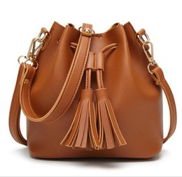China New Fashion Womens Tassel small bag casual portable Cosmetic bag shoulder Messenger bag suppliers