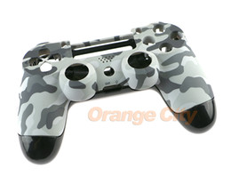 Ps4 controllers original online shopping - Original New for PS4 Camouflage Replacement Case Shell For PlayStation PS4 Controller Camo Shell cover Replacement