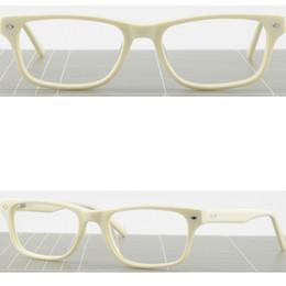 f66bfb9bfe Spring Hinge Frame Australia - White Milk Womens Frames Acetate Prescription  RX Glasses Plastic Spring Hinges