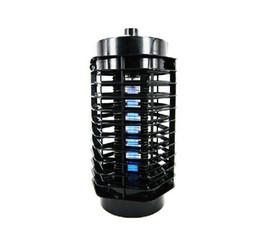 Ingrosso 110V 220V elettrico Zanzara Bug Zapper Killer LED Lanterna Fly Catcher Flying Insect Patio lampade da campeggio all'aperto