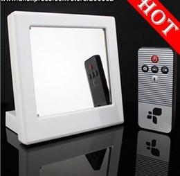 $enCountryForm.capitalKeyWord Canada - Mirror Clock pinhole Camera With Remote control HD Motion Detection Alarm clock mini camera home security Clock camera with retail box