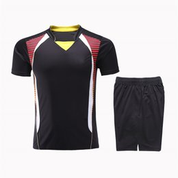 $enCountryForm.capitalKeyWord UK - Hot new table tennis clothes man (shirt + shorts) table tennis clothes breathable quick dry suit