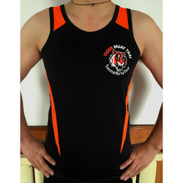 Athletic Boxing Jerseys Mma Short Tiger Muay Thai Boxing Sweatshirts Jersey Thai Short Boxing Hoodies Fight Wear Yokkao on Sale