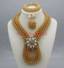Indian Coral Beads Australia - African Costume Jewelry Set Pink Coral Jewelry Sets Nigerian African Beads Wedding Jewelry Set Free Shipping HT204-1