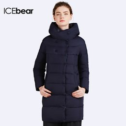 $enCountryForm.capitalKeyWord UK - x201711 ICEbear 2017 Hot Sale Winter Womens Bio Down Thickening Jacket And Coat For Women High Quality Parka Five Colors 16G6128D