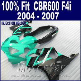 $enCountryForm.capitalKeyWord NZ - Injection molding custom fairing for HONDA CBR 600 F4i fairings 2004 2005 2006 2007 body parts 04 05 06 07 cbr600 f4i AGDD+7Gifts