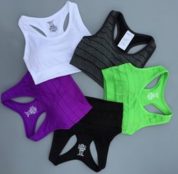 $enCountryForm.capitalKeyWord Canada - Sexy Seamless ahh sport Genie leisure vest bra SHAPER Push Up with pad