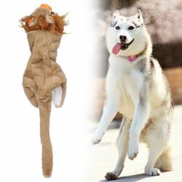 $enCountryForm.capitalKeyWord Canada - 2017 Dog Toys Pet Puppy Chew Squeaker Squeaky Plush Sound Toys Plush Squeaky Animal Chew Attract Dog Cat Pet Squeak Toy