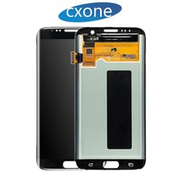 Lcd samsung edge online shopping - Original Touch Screen Digitizer Assembly Replacement For Samsung Galaxy S8 edge Plus Lcd Display OEM inch No Defect