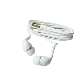 $enCountryForm.capitalKeyWord Australia - Wholesale-3.5mm In-Ear Earphone Earbuds Headphone with Mic For Samsung Galaxy S3 S4 Cell Phones Tablets PC