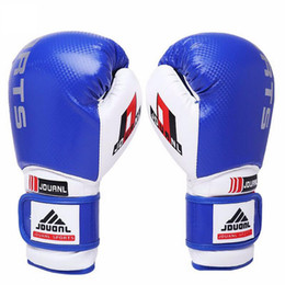 free muay thai gear Australia - Fitness Supplies Boxing Gloves Sanda Karate Free Fight Sandbag Taekwondo Protector Mma Boxeo Muay Thai Mitts Luva De Box 10 Oz