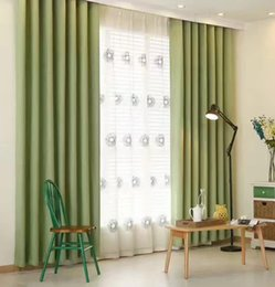 Pure Color Thickening Cotton, Leprosy Rainbow Linen (double Color Hemp)  Custom Curtain.Whole Network Ultra Low Price,quality Assurance!