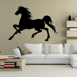 Discount Horse Vinyl Decals  Horse Vinyl Wall Decals On Sale - Custom vinyl wall decals canada   how to remove