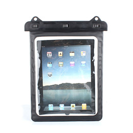 $enCountryForm.capitalKeyWord UK - Waterproof Pouch Dry Bag Sleeve PVC Case For Tablet Apple iPad Air 2 3 4 5 Mini Swim Anti-water Diving
