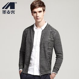 Blusas Polo Pas Cher-Gros-mode masculine camisolas polo Sueter sweter hommes Cardigan cardigans blusas inverno roupas masculinas maglione Masculinos