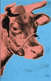 $enCountryForm.capitalKeyWord NZ - Andy Warhol Cow High Quality Pure Hand Painted Animal Wall Art Oil Painting On Canvas Multi sizes Free Shipping berkP132