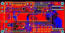 Modules Design Canada - Serial wifi module st-mw-08s pcb and schematic design file free shipping wifi-module