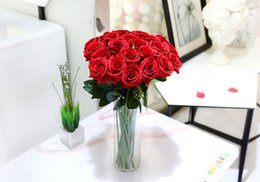 Artificial flowers outlet online artificial flowers outlet for sale 15 off hot sale 10pcs wedding decoration red rose artificial flowers decorative silk flowers home party decorsale outlets drop shipping junglespirit Gallery
